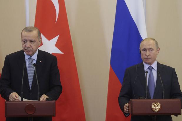 Turkse inval in Syrië: Rusland en Turkije blijven werken aan een oplossing