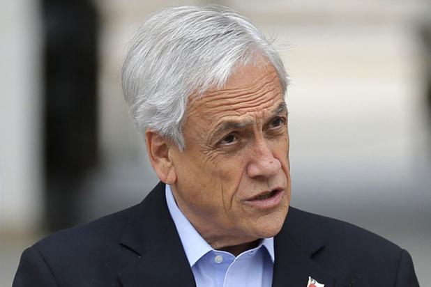 Sebastian Piñera, le président milliardaire dépassé par la crise au Chili