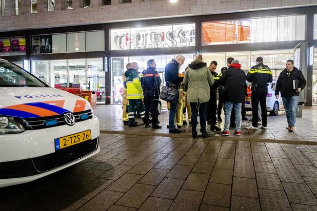 Drie gewonden bij steekpartij in centrum van Den Haag