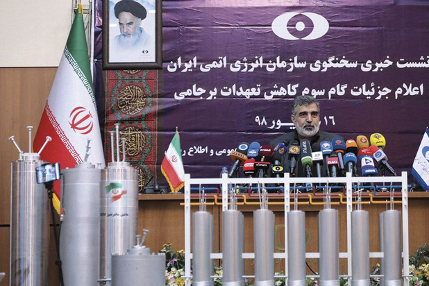 """Moscou appelle l'Iran à """"la retenue"""" après la production d'uranium"""