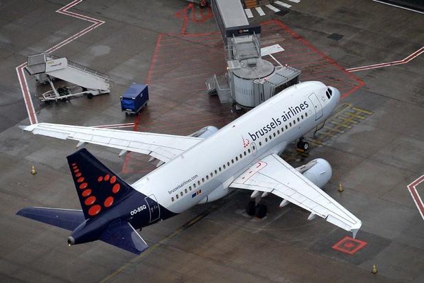 La possible suppression d'un quart des emplois chez Brussels Airlines a fait l'effet d'une douche froide...