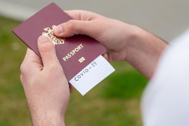 L'Estonie teste des passeports de vaccination pour le monde entier
