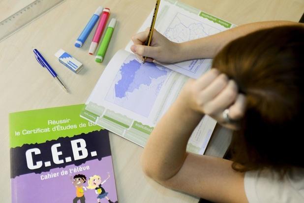 Le taux de réussite au CEB est de 88,32%, ça coince en mathématiques
