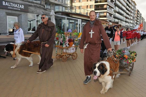 Nieuwpoort klaar voor 50ste verjaardag van de Sint-Bernardusfeesten