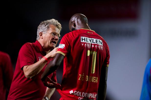 """Didier Lamkel Zé remercie Laszlo Bölöni: """"Ce n'était pas facile avec moi"""""""