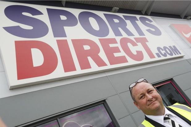 Le fisc réclame 674 millions d'euros à Sports Direct