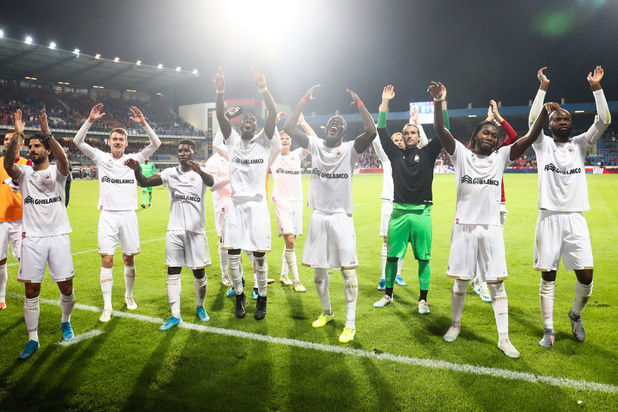 Antwerp (en Brussel) ontvangen wel AZ-supporters