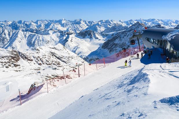 """Un glacier autrichien """"détruit pour agrandir un domaine skiable"""". Vraiment?"""