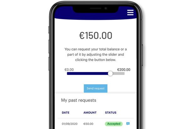 Partena lance une application pour que les travailleurs soient payés quand ils le veulent