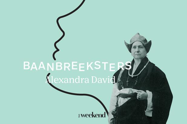 Zomerpodcast Baanbreeksters: luister naar het levensverhaal van ontdekkingsreiziger Alexandra David