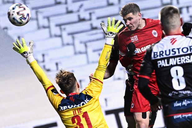 Jupiler Pro League: l'Antwerp bat Courtrai et consolide sa 2e place