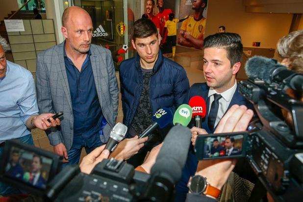 Geschillencommissie spreekt Ruslan Malinovskyi vrij