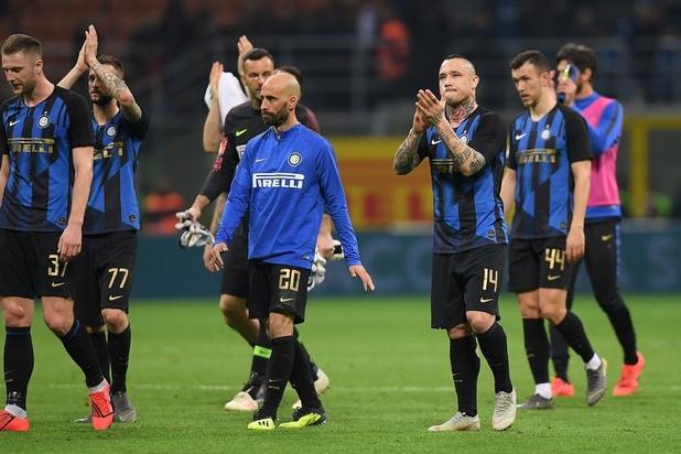 L'Inter de Nainggolan, monté au jeu, battu à domicile par la Lazio