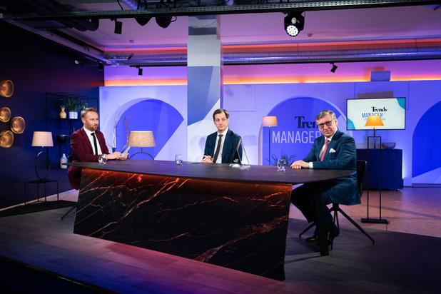 'Manager van het Jaar Dirk Coorevits heeft een fors groeipad voor ogen'