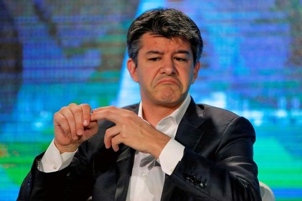 L'ancien patron d'Uber se défait de 350 millions de dollars d'actions dans l'entreprise