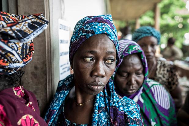 La Guinée élit son président inaugurant un cycle électoral ouest-africain délicat