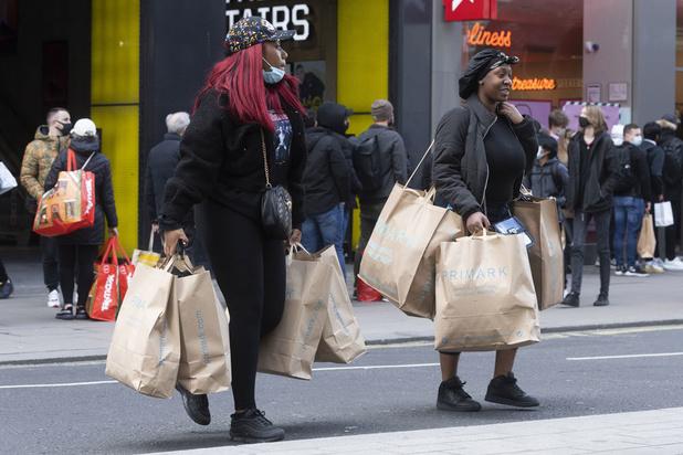 Ook Britse inflatie neemt toe