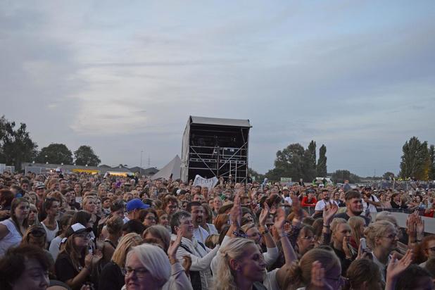 BuikRock lokt ruim 5.000 bezoekers naar Deerlijk