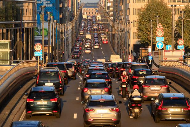 Transporteconoom over Brusselse 'stadstol': 'Op zich geen probleem om Vlamingen te laten betalen voor de drukte die ze veroorzaken'