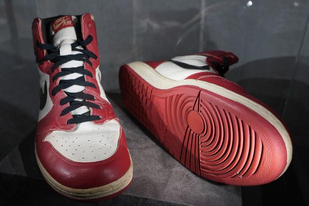 Cette paire de baskets sera-t-elle la plus chère de l'histoire ?