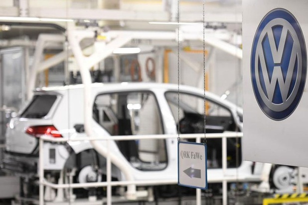 """Le """"dieselgate"""" pèse encore sur les résultats de Volkswagen au 1T"""