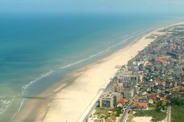 Hausse des prix de l'immobilier à la côte belge