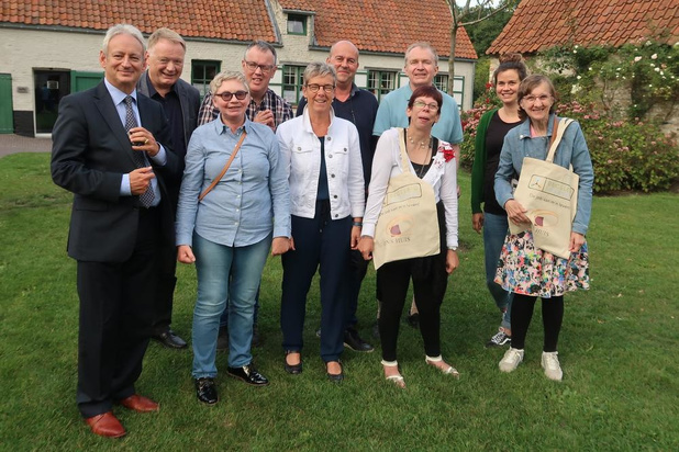 Welzijnsvereniging Ons Huis viert 15 jaar 'Begeleid werken'