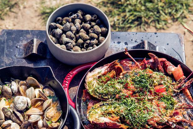 Van zeevruchtenbistro tot barbecuetempel: de beste culinaire adresjes in en rond Knokke