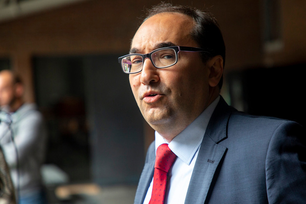 Pour le PS, Ahmed Laaouej n'exclut pas un retour aux urnes