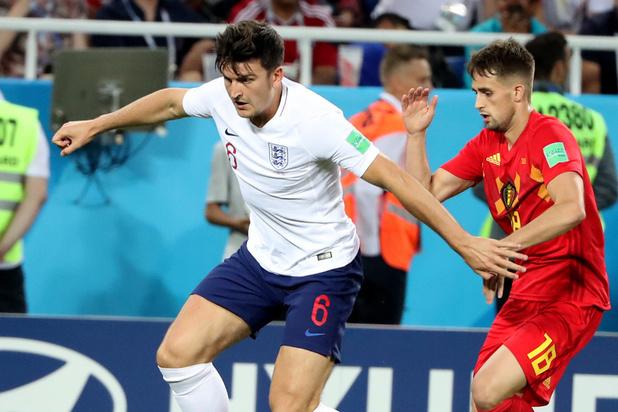 Manchester United breekt transferrecord: Maguire wordt duurste verdediger