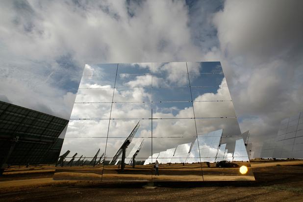 Spanje krijgt grootste zonnepark in Europa