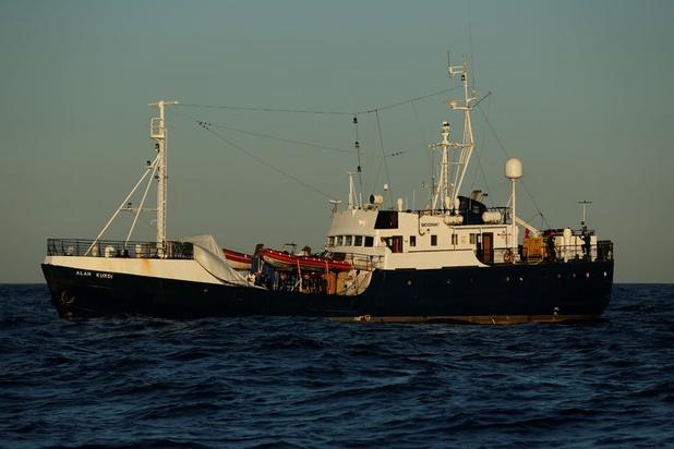 Migrants de Sea-Eye: débarquement à Malte et répartition en Europe