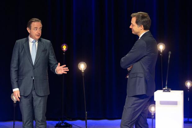Alexander De Croo détrônera-t-il Bart De Wever ?