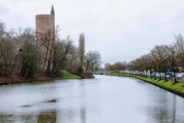 Politiek Brugge eensgezind rond maximale bescherming van de Vesten