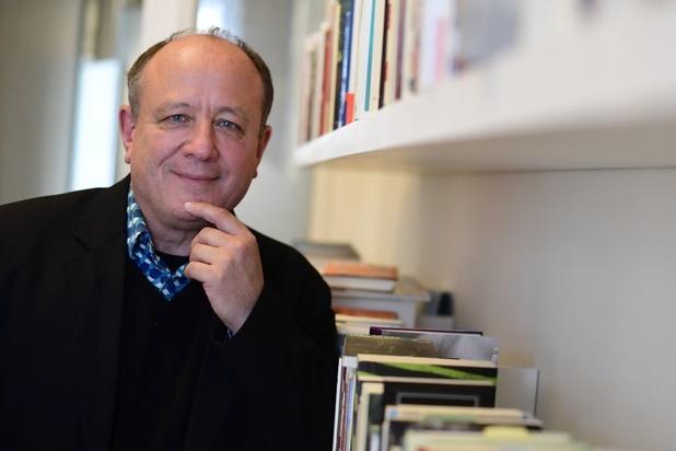 Carl Norac is de nieuwe Dichter des Vaderlands