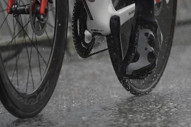 Mondiaux de cylisme : La course raccourcie à cause de la météo extrême