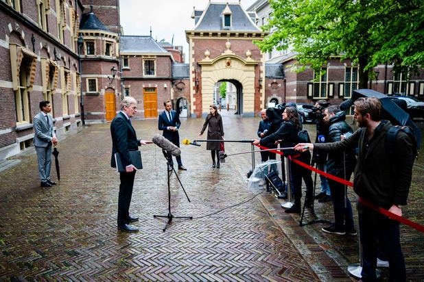 Gentse ABO renoveert funderingen Binnenhof in Den Haag