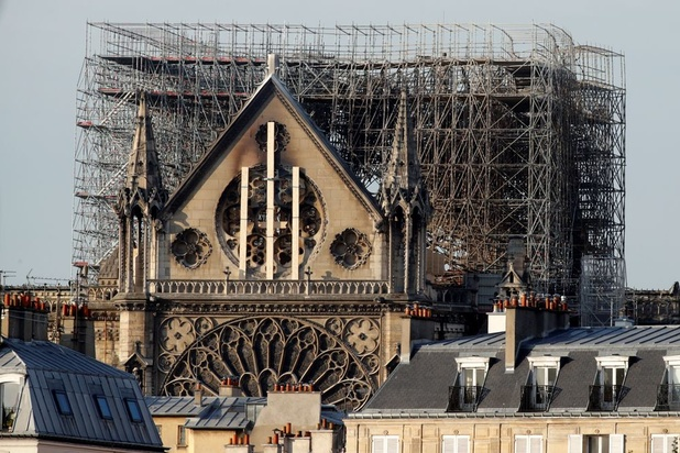 Notre-Dame is 'quasi gered'