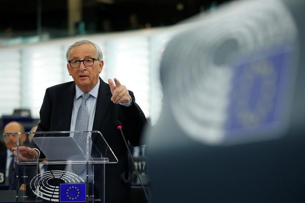 """Brexit: Juncker disposé à abandonner le """"backstop"""" irlandais si """"tous"""" ses objectifs sont atteints"""