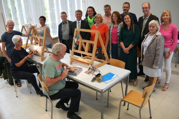 Deeltijds kunstonderwijs officieel van start in Oostkamp