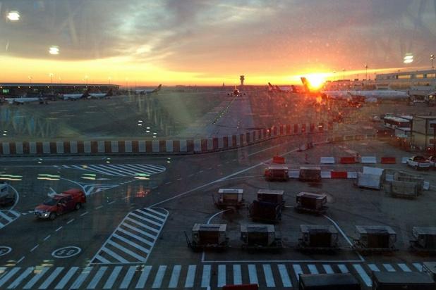 L'espace aérien belge à nouveau fermé cette nuit, entre 1h30 et 3h30