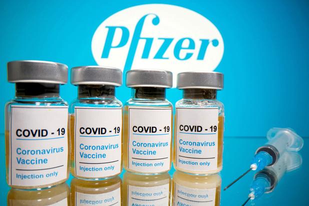 Vaccin Pfizer: l'Agence européenne des médicaments recommande un intervalle de 3 semaines entre les doses