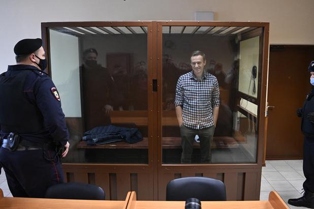 L'opposant russe incarcéré Alexeï Navalny annonce une grève de la faim