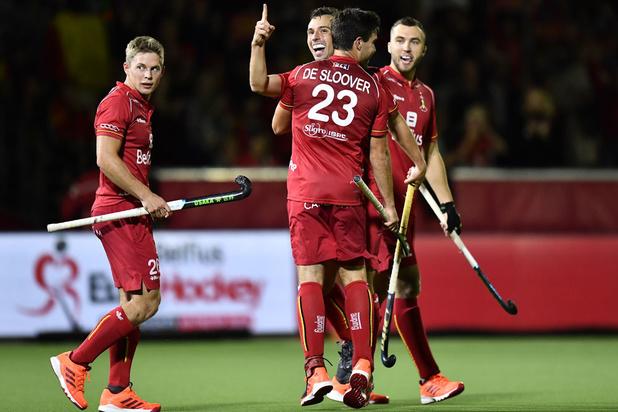Les Red Lions battent 6-0 le Pays de Galles