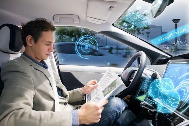 Rijden er binnen tien jaar meer zelfrijdende dan klassieke wagens?
