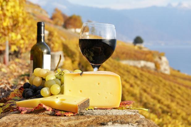 La Suisse, réputée pour son chocolat, ses fromages... et bientôt ses vins?