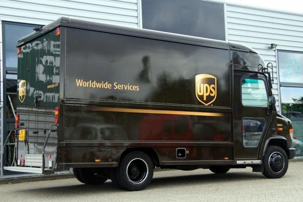 Werknemers UPS Diegem voeren actie tegen herstructurering aan hoofdzetel in Eindhoven