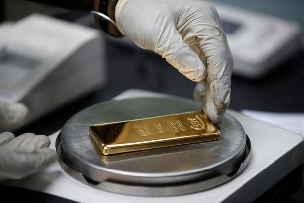 Goudprijs fors hoger in coronajaar