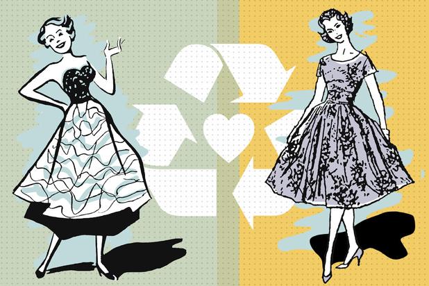 Maak de cirkel rond: deze Belgische modemerken werken met afval of overschotten