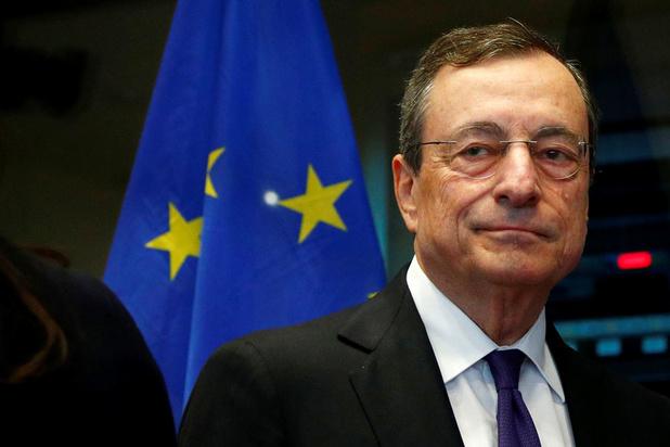 'Mario Draghi voerde goed beleid in moeilijke tijden'
